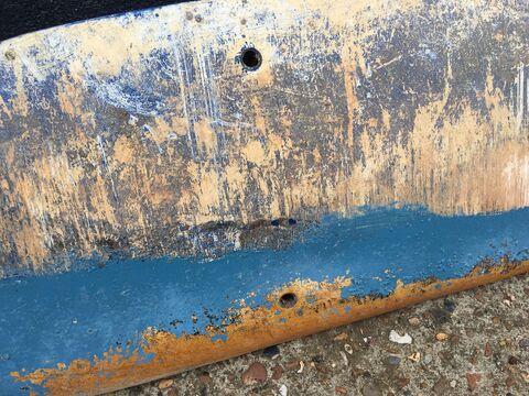 Drainage holes